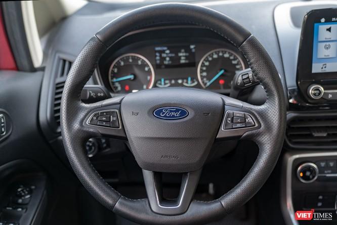 Giữa Ford EcoSport 1.0 AT Titanium và 1.5 AT Titanium, bạn sẽ lựa chọn bản nào? ảnh 26
