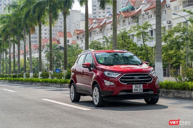Giữa Ford EcoSport 1.0 AT Titanium và 1.5 AT Titanium, bạn sẽ lựa chọn bản nào? ảnh 19