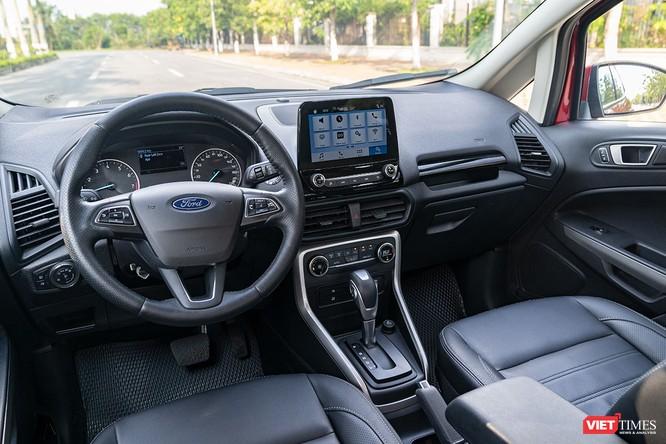 Giữa Ford EcoSport 1.0 AT Titanium và 1.5 AT Titanium, bạn sẽ lựa chọn bản nào? ảnh 4