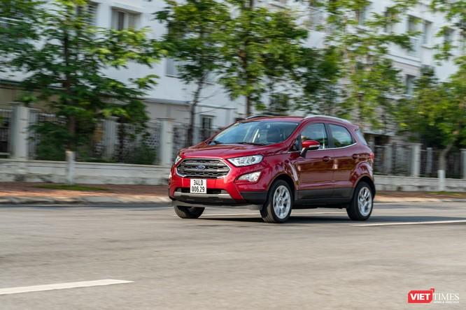Giữa Ford EcoSport 1.0 AT Titanium và 1.5 AT Titanium, bạn sẽ lựa chọn bản nào? ảnh 9