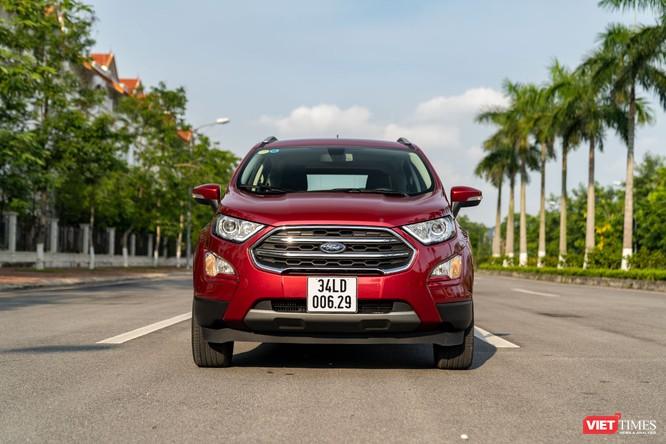 Giữa Ford EcoSport 1.0 AT Titanium và 1.5 AT Titanium, bạn sẽ lựa chọn bản nào? ảnh 1