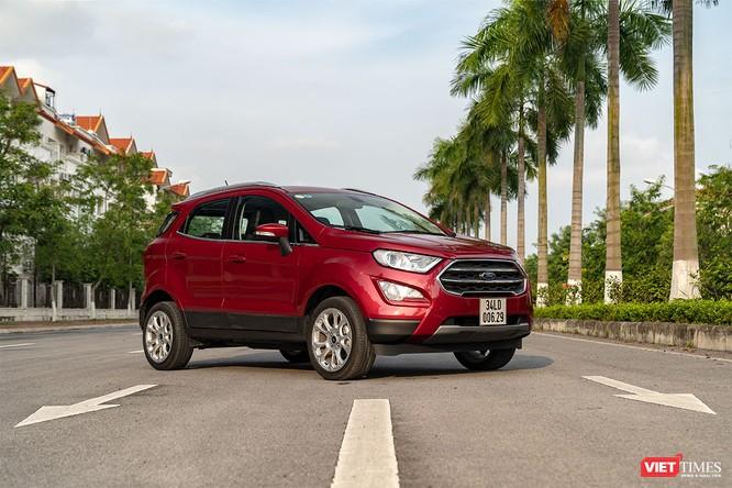 Giữa Ford EcoSport 1.0 AT Titanium và 1.5 AT Titanium, bạn sẽ lựa chọn bản nào? ảnh 21