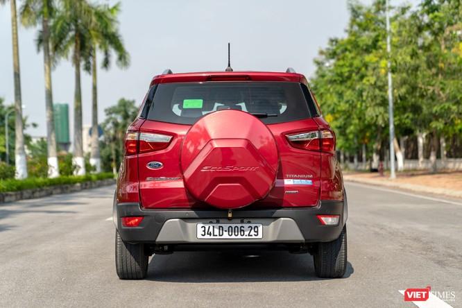 Giữa Ford EcoSport 1.0 AT Titanium và 1.5 AT Titanium, bạn sẽ lựa chọn bản nào? ảnh 17