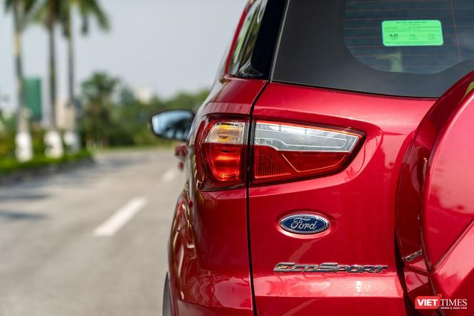 Giữa Ford EcoSport 1.0 AT Titanium và 1.5 AT Titanium, bạn sẽ lựa chọn bản nào? ảnh 18