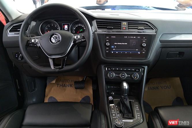 Cận cảnh Volkswagen Tiguan Allspace 2018 vừa xuất hiện tại Hà Nội ảnh 16