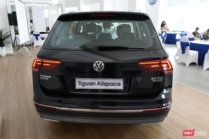 Cận cảnh Volkswagen Tiguan Allspace 2018 vừa xuất hiện tại Hà Nội ảnh 2