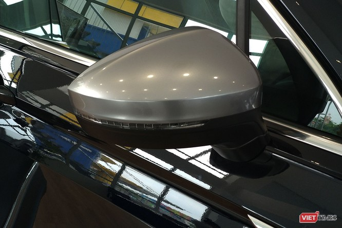 Cận cảnh Volkswagen Tiguan Allspace 2018 vừa xuất hiện tại Hà Nội ảnh 7