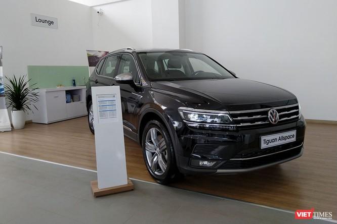 Cận cảnh Volkswagen Tiguan Allspace 2018 vừa xuất hiện tại Hà Nội ảnh 1
