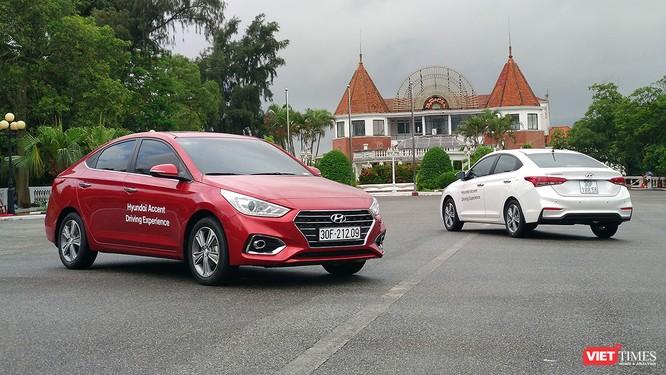 Vượt qua Grand i10, Accent tạm chiếm ngôi vương xe Hyundai bán chạy nhất tháng ảnh 1