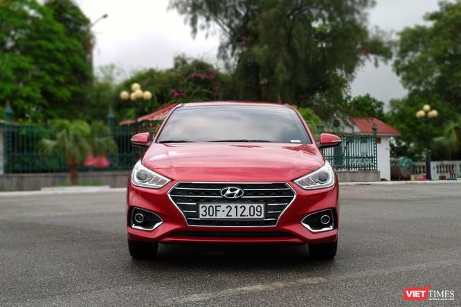 Tại sao vừa ra mắt, Hyundai Accent 2018 đã cháy hàng? ảnh 1