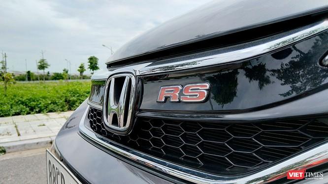 Honda Jazz RS 2018: Có xứng với giá 624 triệu đồng? ảnh 4