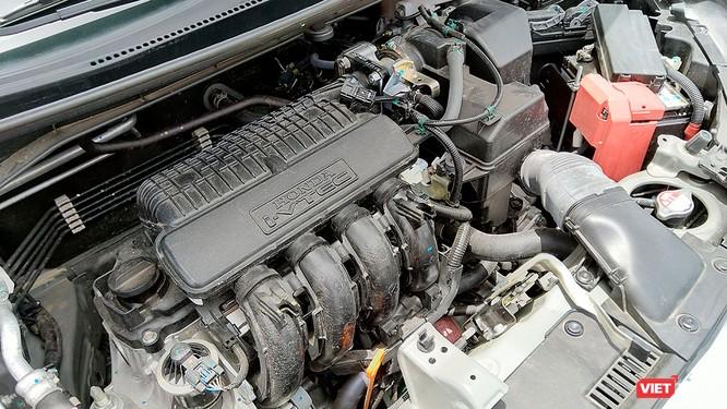 Honda Jazz RS 2018: Có xứng với giá 624 triệu đồng? ảnh 20