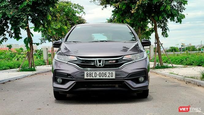 Honda Jazz RS 2018: Có xứng với giá 624 triệu đồng? ảnh 2