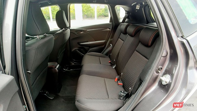 Honda Jazz RS 2018: Có xứng với giá 624 triệu đồng? ảnh 14