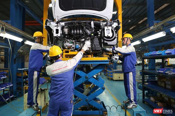 Chính phủ yêu cầu Bộ GTVT khẩn trương ban hành thông tư mới để DN ô tô yên tâm sản xuất ảnh 1