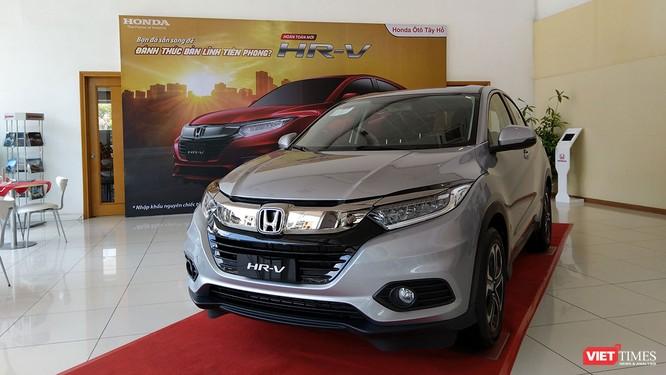 Honda HR-V 1.8L tiêu chuẩn được trang bị như thế này, bạn dự đoán giá bán sẽ bao nhiêu? ảnh 11