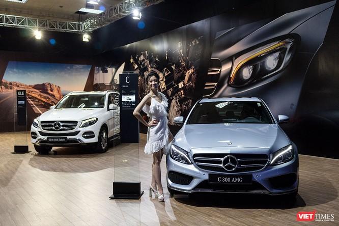 Triển lãm Mercedes-Benz Fascination 2018: Không nhiều bất ngờ ảnh 4