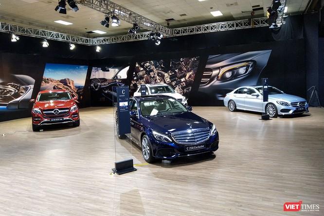 Triển lãm Mercedes-Benz Fascination 2018: Không nhiều bất ngờ ảnh 10