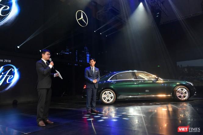 Triển lãm Mercedes-Benz Fascination 2018: Không nhiều bất ngờ ảnh 3