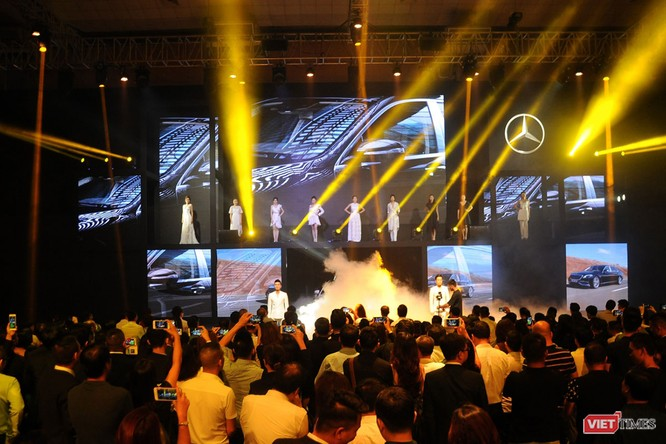 Triển lãm Mercedes-Benz Fascination 2018: Không nhiều bất ngờ ảnh 2
