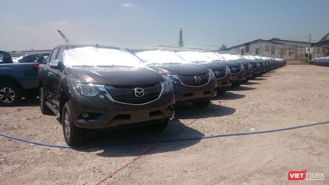 Mazda BT-50 đã về Việt Nam, giải tỏa cơn khát xe bán tải ảnh 1