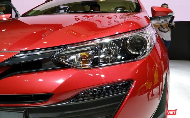 Toyota Vios 2018 chính thức trình làng, giá tăng thêm 18-34 triệu ảnh 17