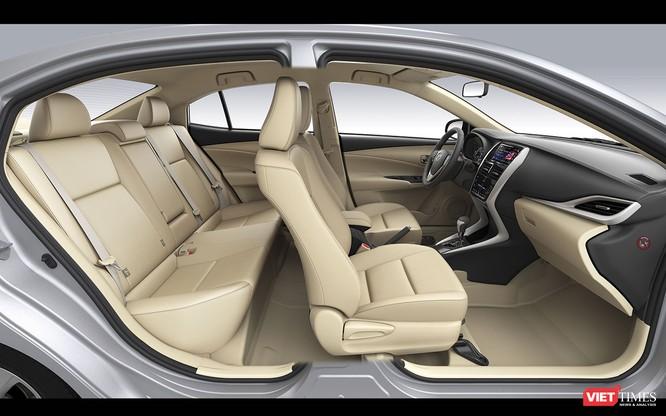 Toyota Vios 2018 chính thức trình làng, giá tăng thêm 18-34 triệu ảnh 8
