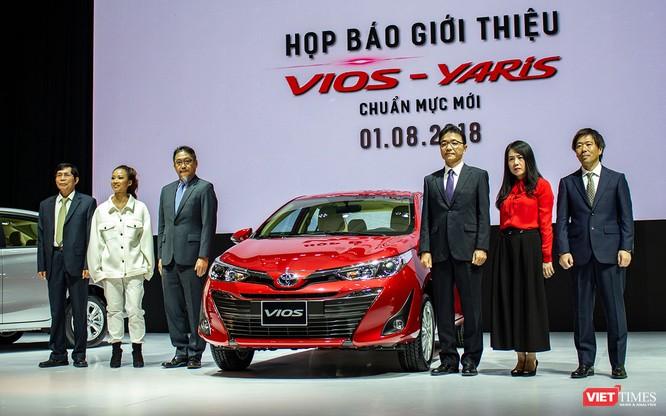 Toyota Vios 2018 chính thức trình làng, giá tăng thêm 18-34 triệu ảnh 22
