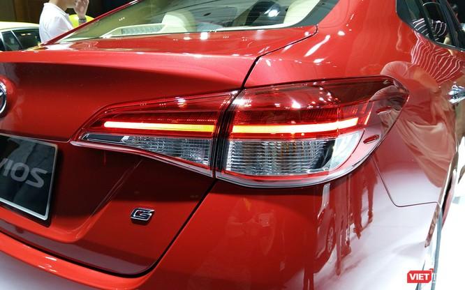 Toyota Vios 2018 chính thức trình làng, giá tăng thêm 18-34 triệu ảnh 20
