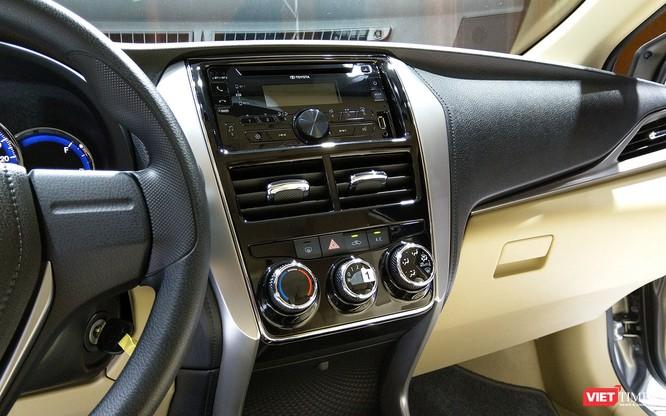 Toyota Vios 2018 chính thức trình làng, giá tăng thêm 18-34 triệu ảnh 13