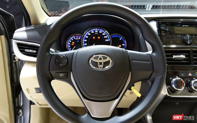 Toyota Vios 2018 chính thức trình làng, giá tăng thêm 18-34 triệu ảnh 14