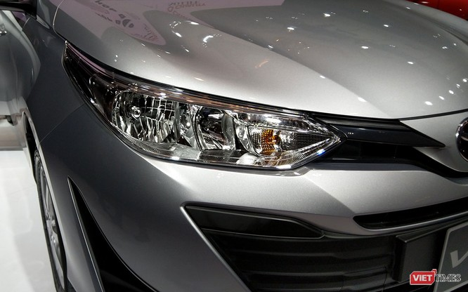 Toyota Vios 2018 chính thức trình làng, giá tăng thêm 18-34 triệu ảnh 3