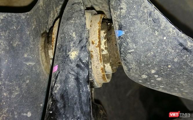 Hiện tượng một số chi tiết gỉ sét trên Honda CR-V 2018 có ảnh hưởng đến độ an toàn? ảnh 3