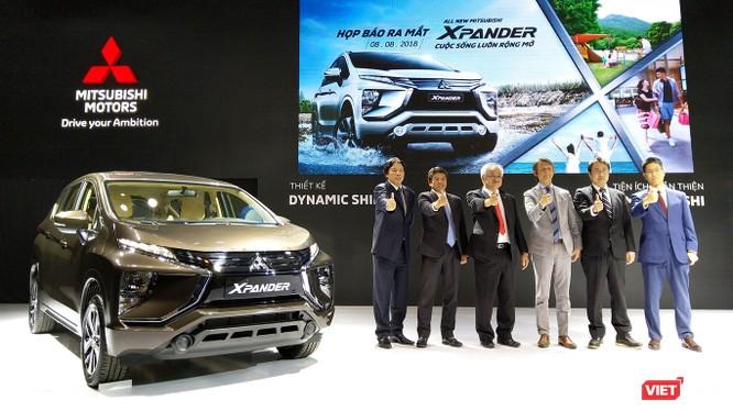 Với mức giá từ 550 - 650 triệu đồng, Mitsubishi Xpander có làm nên cơn sốt tại Việt Nam? ảnh 8
