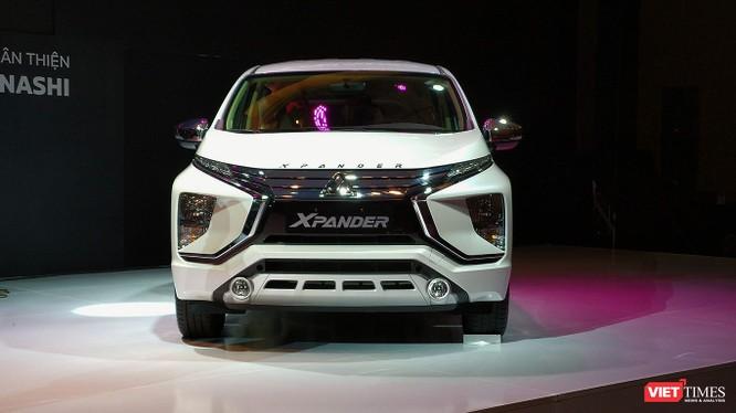Với mức giá từ 550 - 650 triệu đồng, Mitsubishi Xpander có làm nên cơn sốt tại Việt Nam? ảnh 1