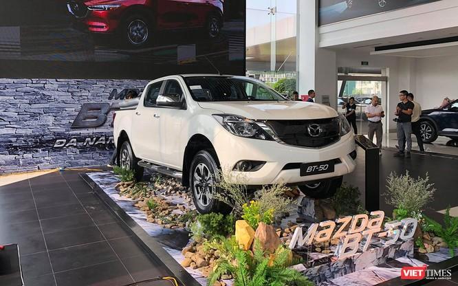 Mazda BT-50 trở lại thị trường Việt, thêm phiên bản mới, giá bán tốt hơn ảnh 1