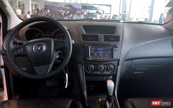 Mazda BT-50 trở lại thị trường Việt, thêm phiên bản mới, giá bán tốt hơn ảnh 3