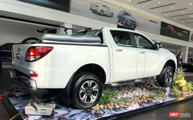Mazda BT-50 trở lại thị trường Việt, thêm phiên bản mới, giá bán tốt hơn ảnh 2