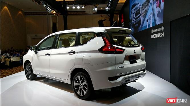 Đánh giá nhanh Mitsubishi Xpander: Tiện dụng, vừa túi tiền ảnh 2