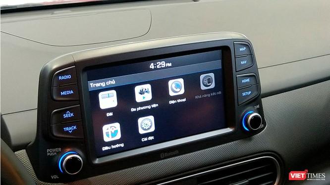 Với giá 615 triệu đồng, Hyundai Kona có làm nên cú hích ở phân khúc SUV cỡ nhỏ? ảnh 12