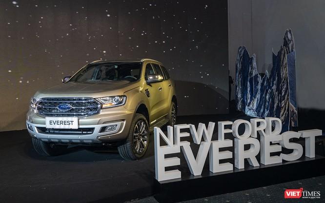 Giảm 537 triệu, Ford Everest 2018 tại Việt Nam có gì đáng chú ý? ảnh 1