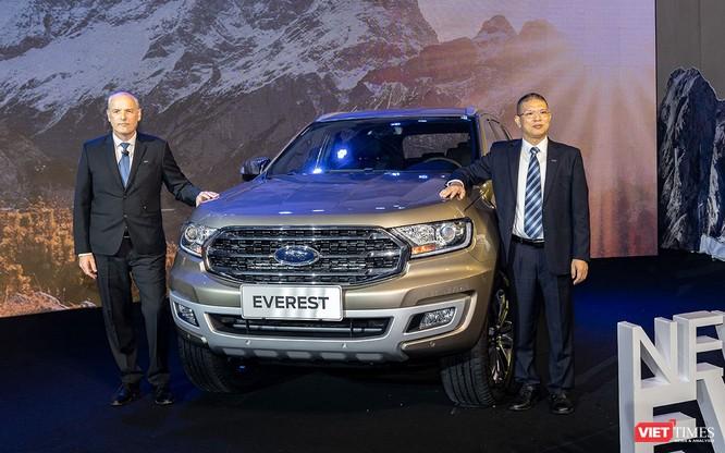 Giảm 537 triệu, Ford Everest 2018 tại Việt Nam có gì đáng chú ý? ảnh 16