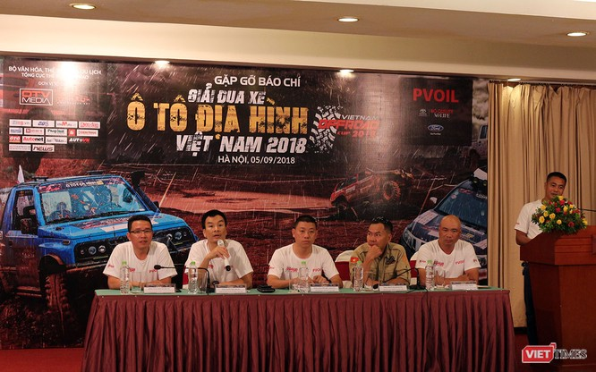 Kỷ niệm 10 năm tổ chức, giải đua xe ô tô địa hình VOC 2018 có gì đặc biệt? ảnh 1