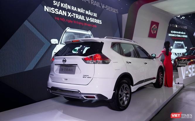 Tăng 47 triệu, Nissan X-Trail V-Series có thêm những tính năng gì? ảnh 4