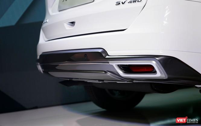 Tăng 47 triệu, Nissan X-Trail V-Series có thêm những tính năng gì? ảnh 6