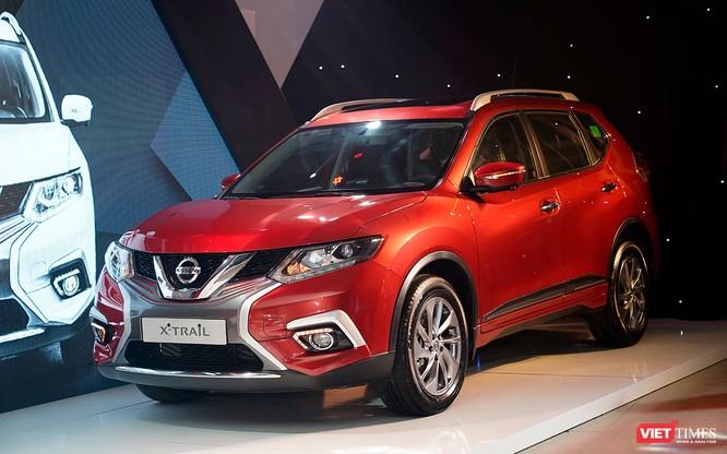 Tăng 47 triệu, Nissan X-Trail V-Series có thêm những tính năng gì? ảnh 13