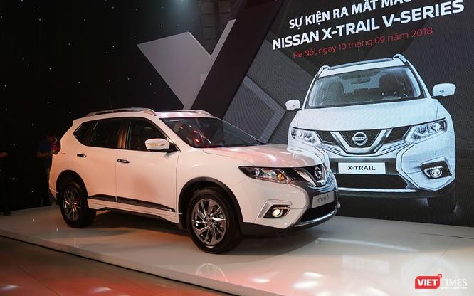 Tăng 47 triệu, Nissan X-Trail V-Series có thêm những tính năng gì? ảnh 1