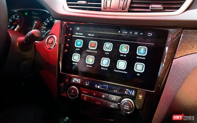 Tăng 47 triệu, Nissan X-Trail V-Series có thêm những tính năng gì? ảnh 10