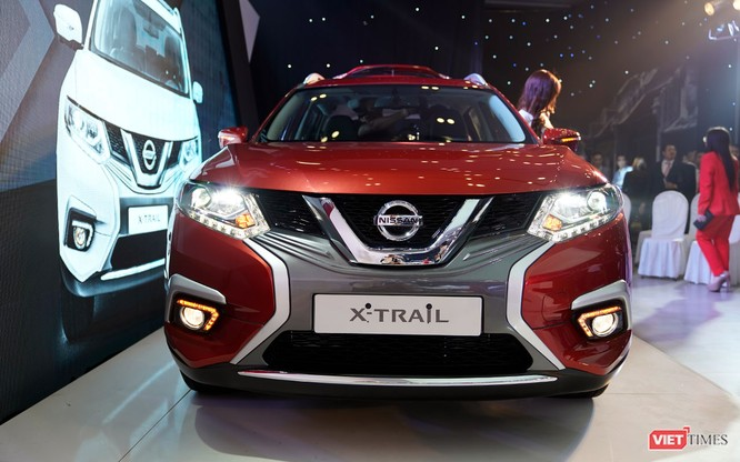 Tăng 47 triệu, Nissan X-Trail V-Series có thêm những tính năng gì? ảnh 2