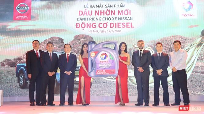 Loại dầu nào tốt nhất cho dòng xe Nissan Navara? ảnh 2